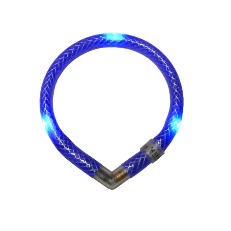 Leuchtie Mini LED Collar - Blue