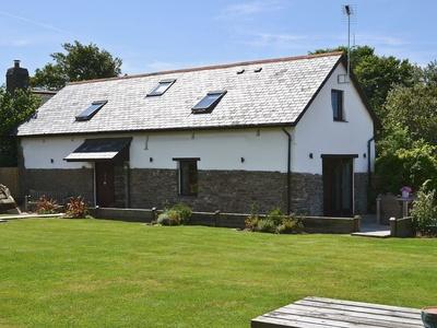 Edistone Barn, Devon, Hartland