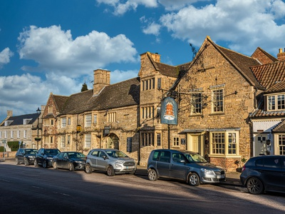 The Bell Inn, Cambridgeshire, Stilton