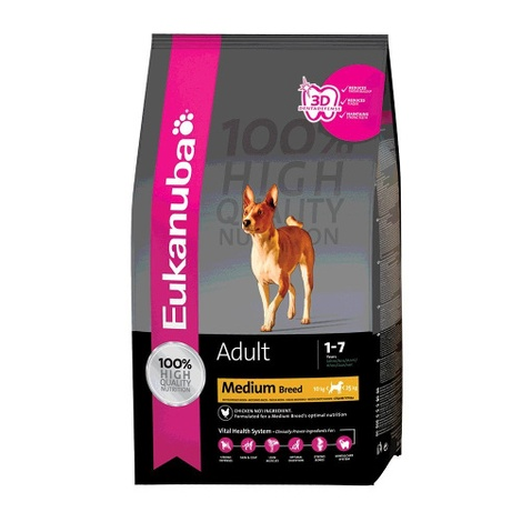 Adult Medium Breed Dog Food