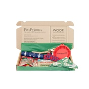 PetsPyjamas - Christmas Dog Treat Box - Green