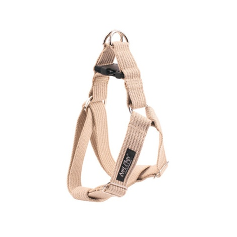 Ami Play Cotton Dog Harness – Beige