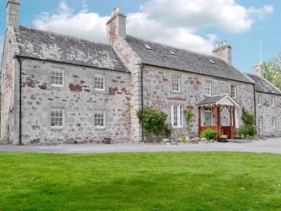 Drummuie House, Scottish Highlands, Golspie