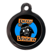 PS Pet Tags - Dog Vader Dog ID Tag