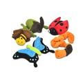 Lola the Ladybird Plush Dog Toy 5