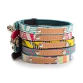 Green Geo Cat Collar 5
