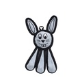 Dangles Bunny Squeaky Dog Toy 2