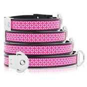 Cool Dog Club - Cool Dog K9 Striker MK2 Harlequin Pink Dog Collar