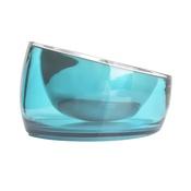 PetDreamHouse - Fellipet Oblik Superb Dog Bowl - Sapphire