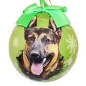 NFP - German Shepherd Christmas Bauble