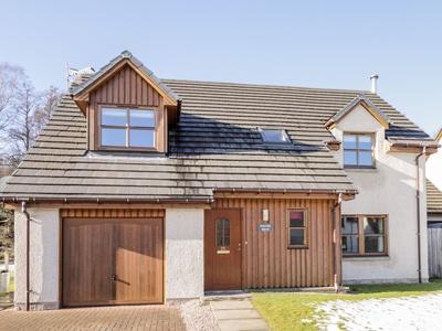 Burnside House, Highland, Aviemore