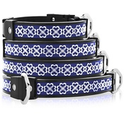 Cool Dog Club - Cool Dog K9 Striker MK1 Celtic Heart Blue Dog Collar