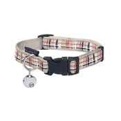 Bobby - Tartan Collar
