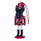 NFP - Scottish Terrier Nutcracker Soldier Ornament