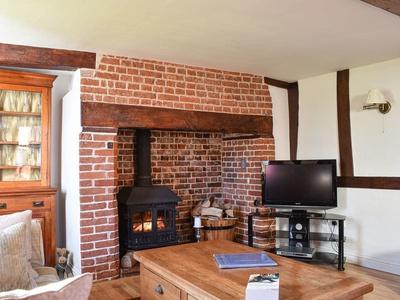 Brushmaker Cottage, Norfolk, Diss