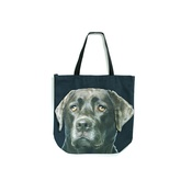 DekumDekum - Bingo the Chocolate Labrador Dog Bag