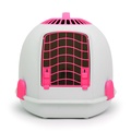 'The Igloo' for Cats - Persian Pink