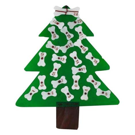 Rawhide Advent Tree Calendar