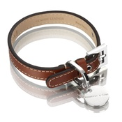 Hennessy & Sons - Royal Collar – Red-brown