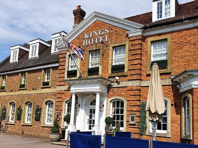 The Kings Hotel, Stokenchurch, Stokenchurch
