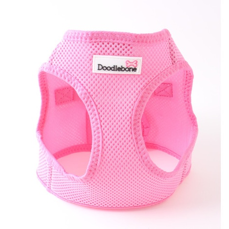 Snappy Harness - Pink