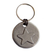 Mutts & Hounds - Star Dog ID Tag