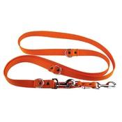El Perro - Adjustable Juicy Style Dog Lead - Orange
