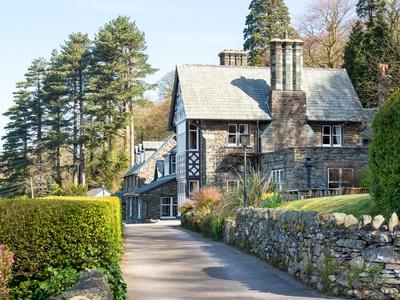 Ravenstone Manor, Cumbria
