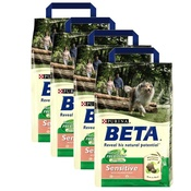 Beta - Sensitive Salmon Dog Food x 4