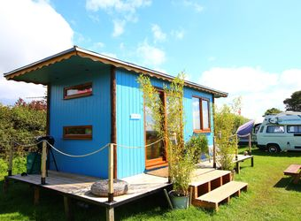 Llangennith Scamper Holidays - Tiki-Lodge