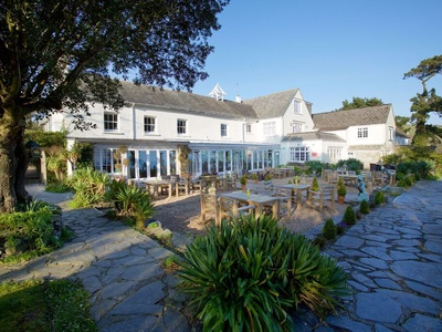 Talland Bay Hotel, Cornwall