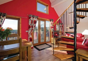 Nunland Hillside Lodges, Dumfries and Galloway 2