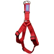 Hem & Boo - Nylon Dog Harness - Red