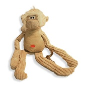 Danish Design - Melvin the Natural Monkey Toy