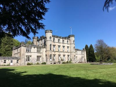 Melville Castle Hotel, Midlothian, Edinburgh