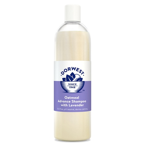 Oatmeal Advance Dog Shampoo 2