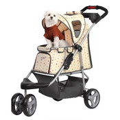 InnoPet - Precious Buggy for Dogs - Cream