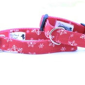 Pet Pooch Boutique - Antique Snowflake Collar