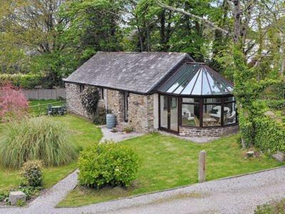 Byre Cottage, Cornwall, Fowey