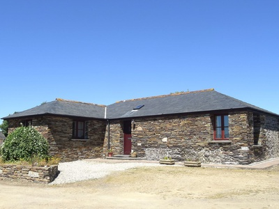 The Barn, Cornwall, Trewetha