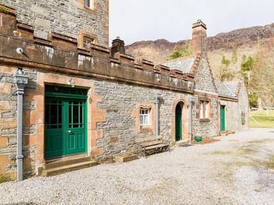 Leiper House, Lochailort, Kinlochmoidart