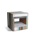 Bloq Eco Pet Bed & Side Table