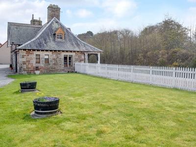Station House, Highland, Brora