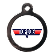 PS Pet Tags - Top Dog ID Tag
