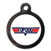 PS Pet Tags - Top Dog ID Tag