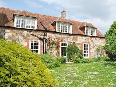 The Old Coach House, Isle of Wight, Brook