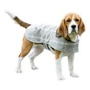 Mutts & Hounds - Slate Tweed Dog Coat