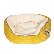 Little Rascals - Little Rascals Sweet Dreams Donut Bed - Yellow