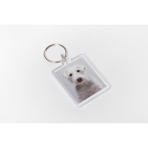 Personalised Pet Keyring