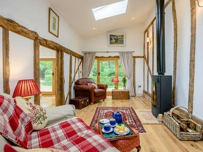 Barn End Cottage, Suffolk, Saxmundham
